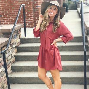 Dresses & Skirts - Shirtdress